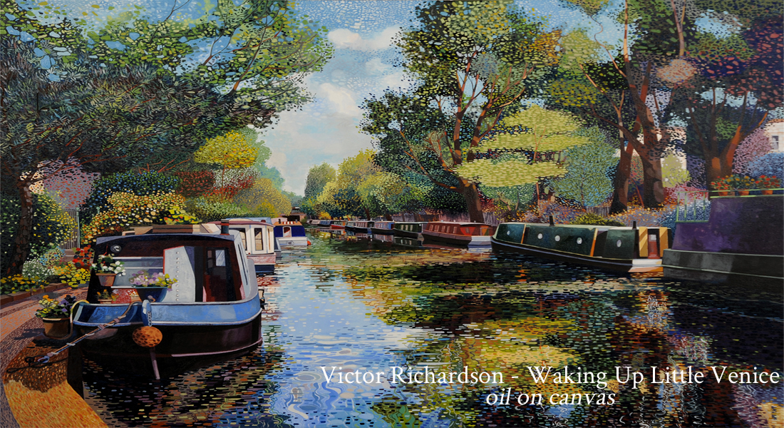 Victor Richardson - Waking up Little Venice