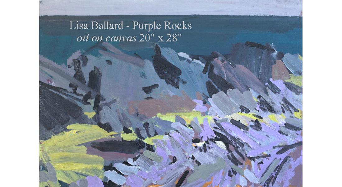 purple rocks   20 x28in Homepage