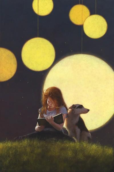 Light-Reading-24x16ins