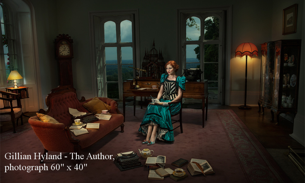 The_Author - web homepage
