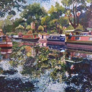 Narrow Boats, Little Venice